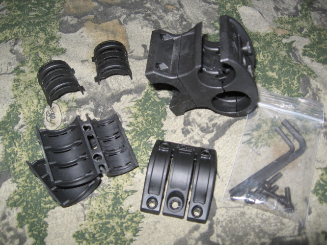 Pardner Pump Protector Tactical Light
